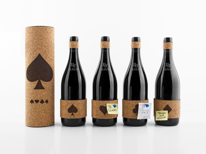 CuatroAlmas-Packaging-Corcho- packandwine