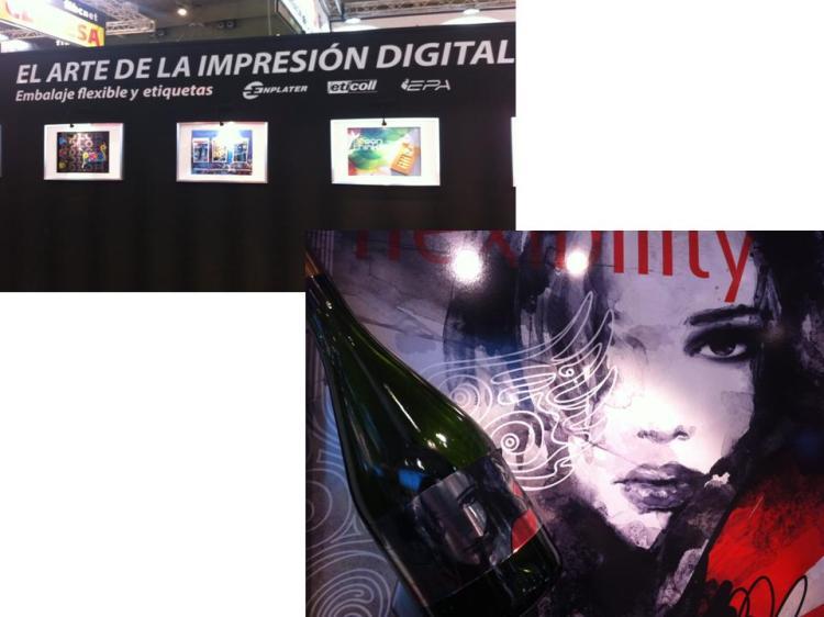 hispack2015 - packandwine - impresion digital