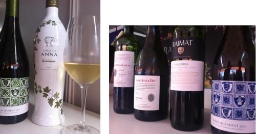 35 Mostra de vins i caves - codorniu raimat sacala dei - packandwine