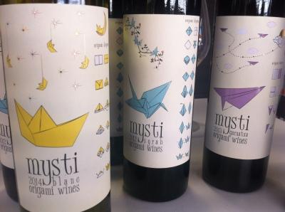 35 Mostra de vins i caves - Origami01 - packandwine