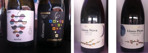 35 Mostra de vins i caves - pinord Bottles - packandwine