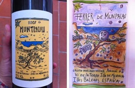 Bodegas Menorquinas - ferre de muntpalau - packandwine
