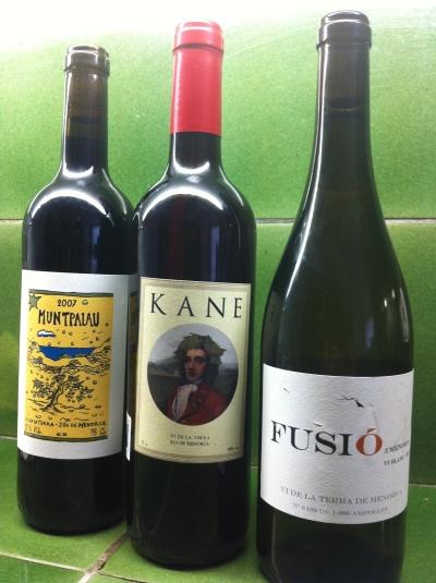 Bodegas Menorquinas - vinos - packandwine
